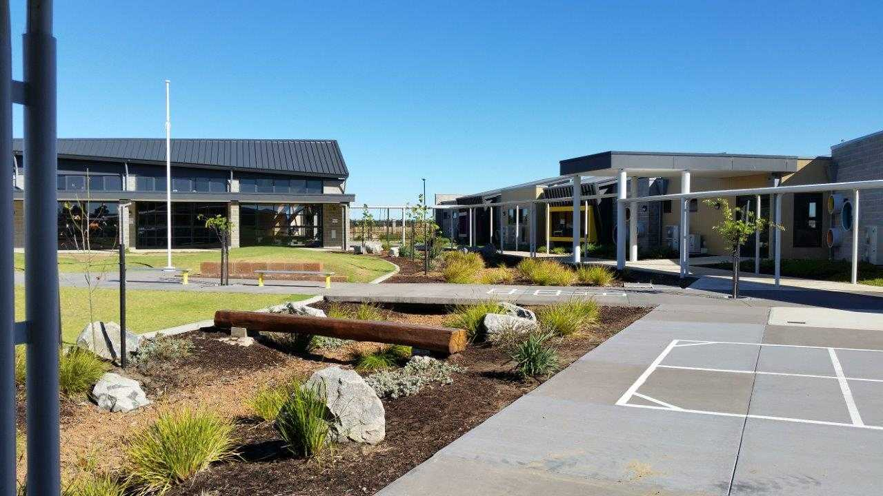 Institutional Project: St John Bosco College (Forrestdale Catholic College)