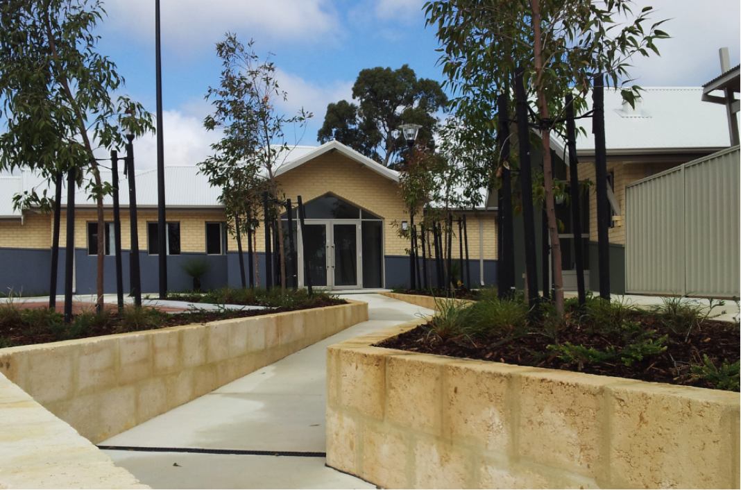 Institutional Projects: Joondalup Sub Acute (Intermediate Care) Facility