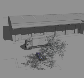 Commercial Project: Proposed Office Warehouse and Workshop