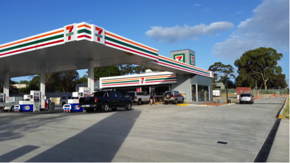 Commercial Project: 7/11 Convenience Store