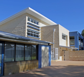 Institutional Projects: Aranmore Primary School