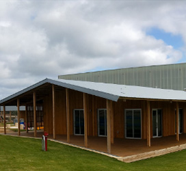 Institutional Projects: Pingelly Recreation & Cultural Centre